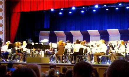 GEHS musicians perform in Honors Band