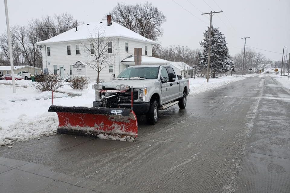 Street crews work hard to protect citizens in recent snowstorm