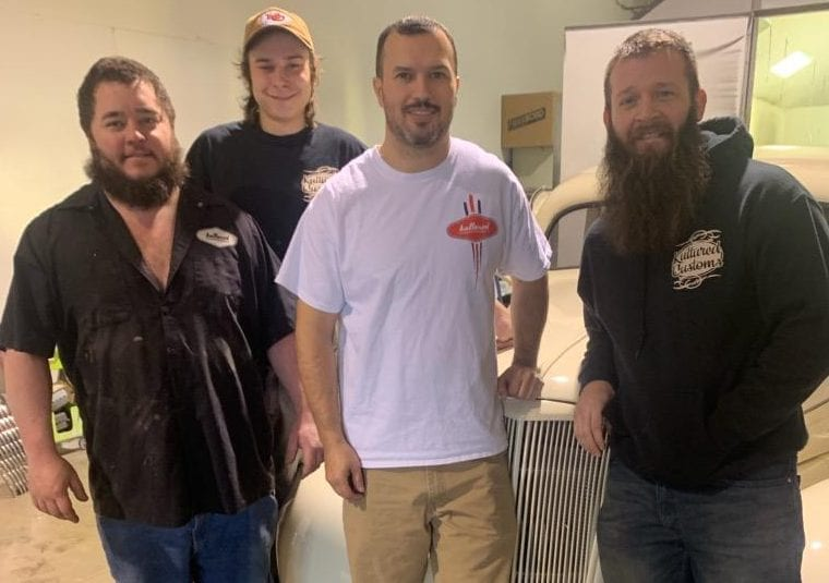 Kultured Customs continues after Gear Dogs television show ends