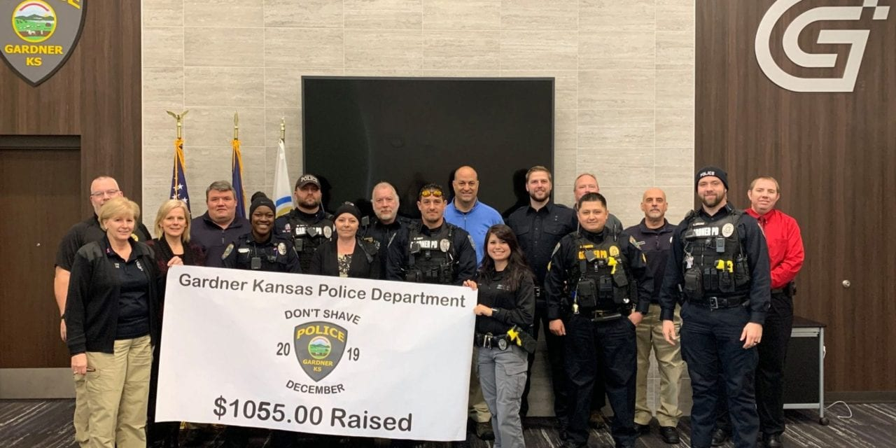 GPD donates to a great cause
