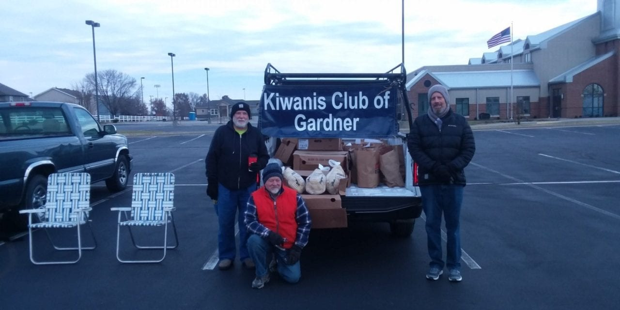 50 families receive Thanksgiving meals