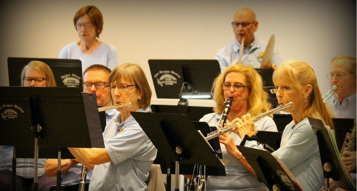 New Horizons offers new band rehearsals