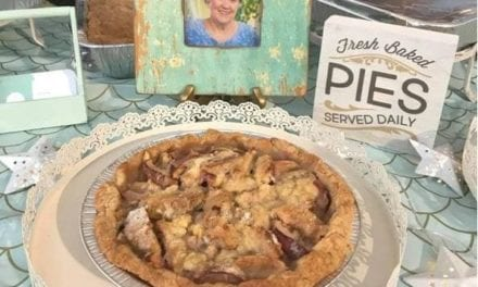 Entrepreneur shares comfort with Betty Lou's Pies