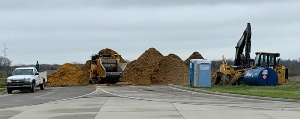 City of Edgerton breaks ground on TA Express, their first travel plaza