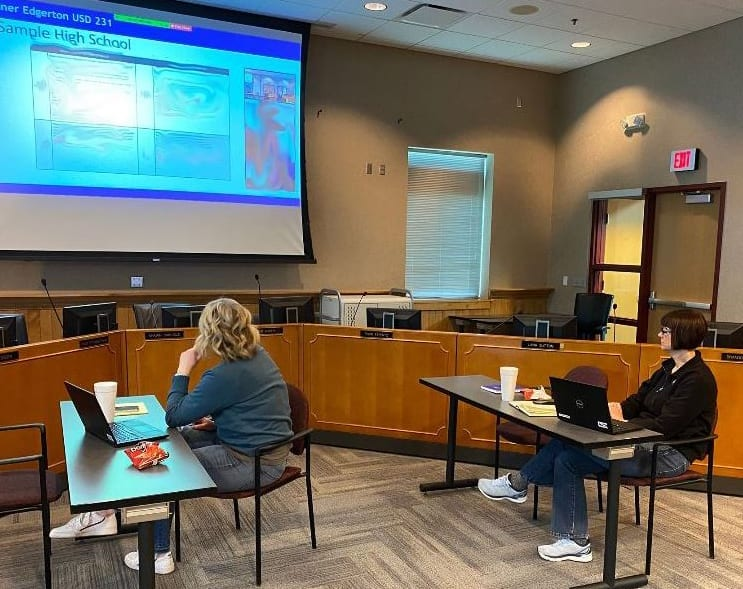 USD 231 institutes continuous learning plan