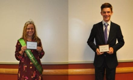 Johnson County 4-H crowns royalty