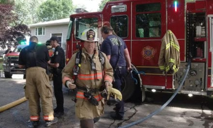 Two dogs perish in Edgerton house fire