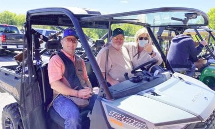 The Gardner Edgerton Chamber hosts golf, sporting clay events
