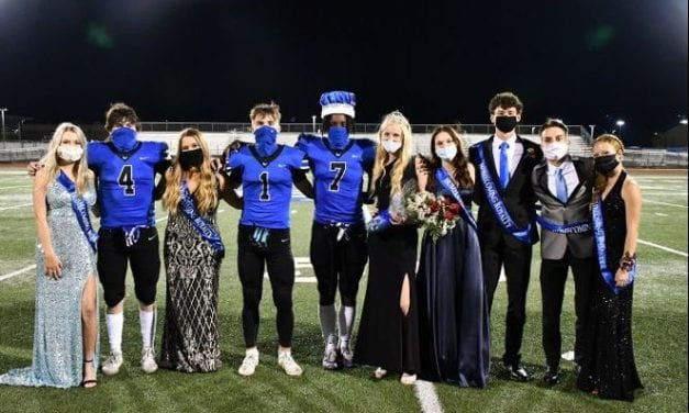 Homecoming King, Queen