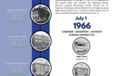 USD 231 asks for information on district's history