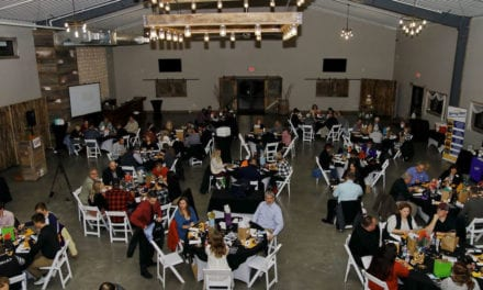 Spring Hill Chamber hosts dinner honoring area businesses