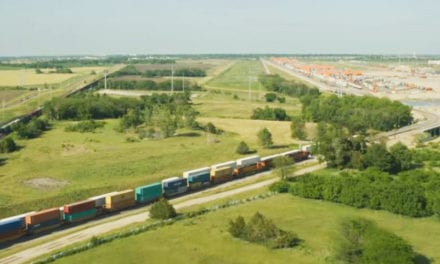Intermodal enjoys seasonal gains