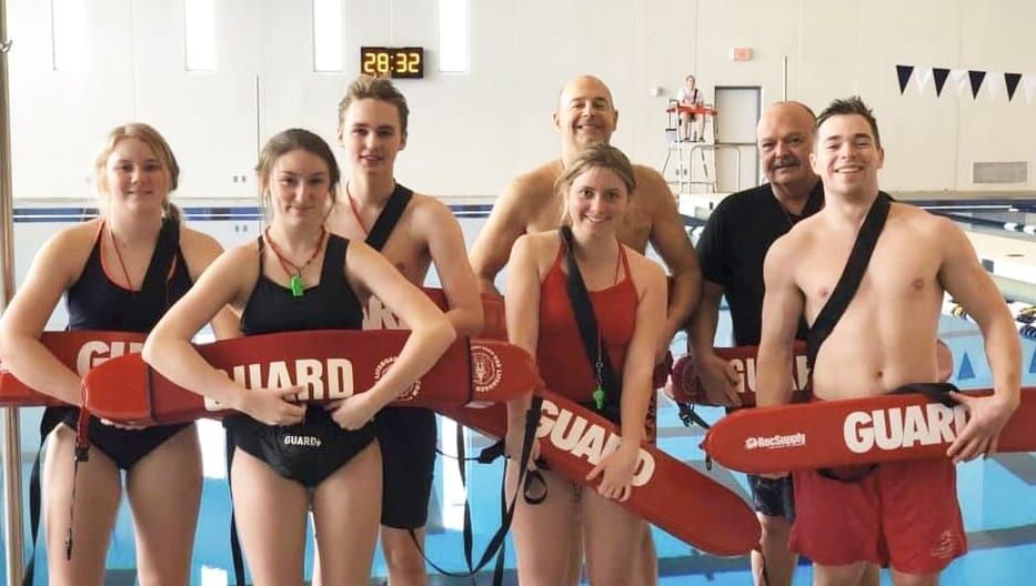 Free training offered for JCPRD lifeguards
