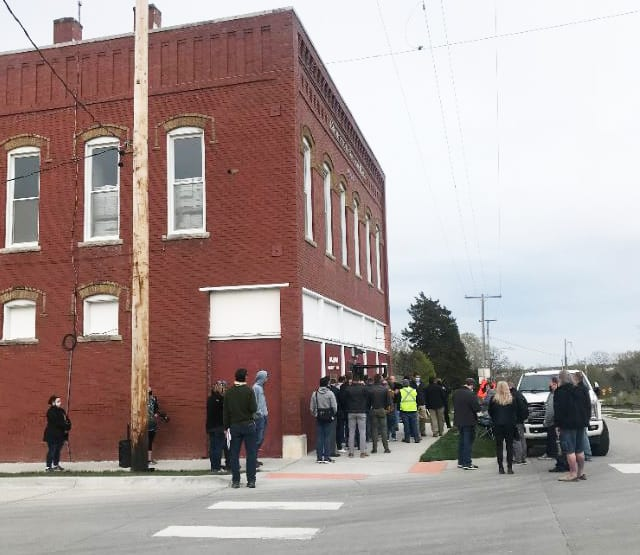 Despite protesters, Edgerton approves annexations, rezoning