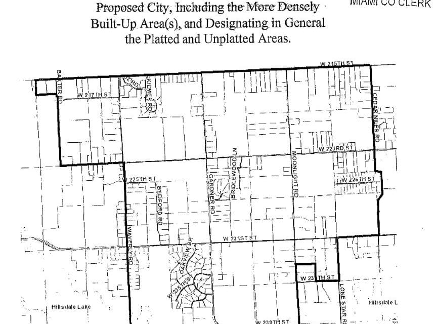 North Miami County residents file petition