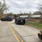 Car, train collide at Waverly Rd.