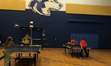 TRMS plays ping pong, pickleball championships