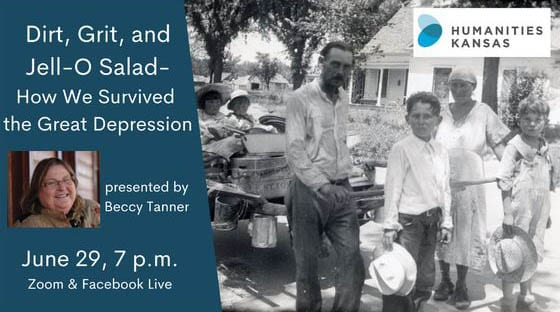 Dirt, Grit, & Jell-O Salad–How We Survived the Great Depression