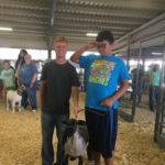 Livestock showing includes people with special needs