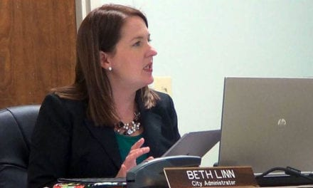 Council honors Beth Linn for 10 years, her work continues