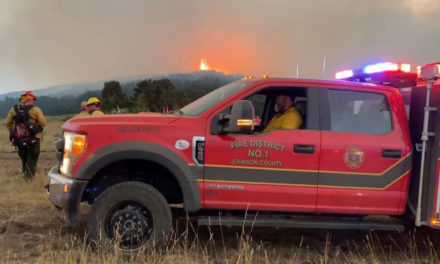 Area fire district deployed to wildfires