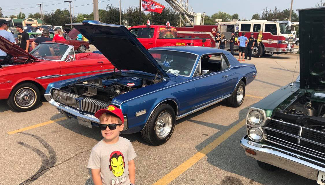 Olathe Ford Lincoln's All Ford Car Show